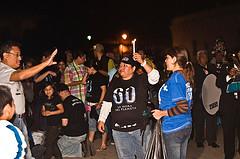 Earth Hour 2010 in Antigua Guatemala f2