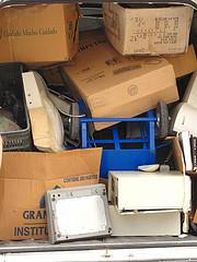e-Waste de Guatemala picks up electronic trash