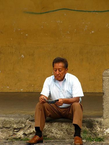 I Wonder What's New in Guatemala