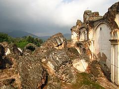 1773 Guatemala Earthquake Snapshot 3
