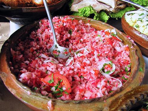 Guatemalan Cuisine: Chojin by Rudy Girón