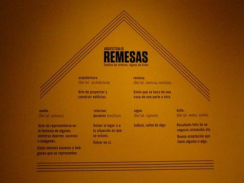 Arquitectura de Remesas