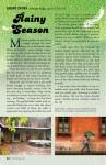 Rainy Season, June 2010, Revue Magazine