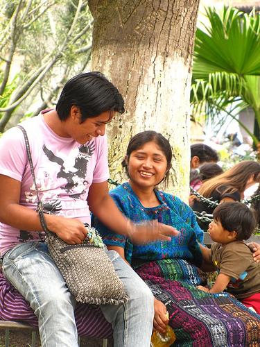 Celebrating Día del niño in Antigua Guatemala by Rudy Girón