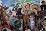 Gloriosa victoria by Diego Rivera