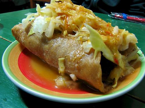 Guatemalan Tacos