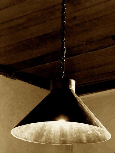 Antigua Styled Lamp by Rudy Girón