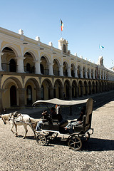 New Look of Palacio de Los Capitanes 2 by  Rudy Girón