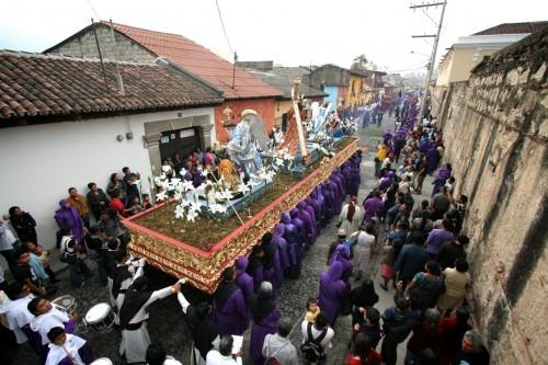 2011 Jesús de Santa Catalina Bobadilla Procession by Leonel -Nelo- Mijangos