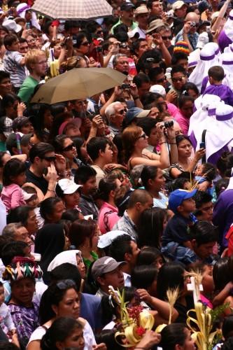 Antigua Holy Week Various Vistas by Leonel -Nelo- Mijangos