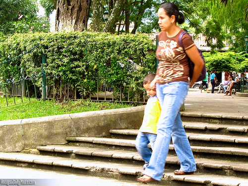 Guatemalan Mother by Rudy Girón