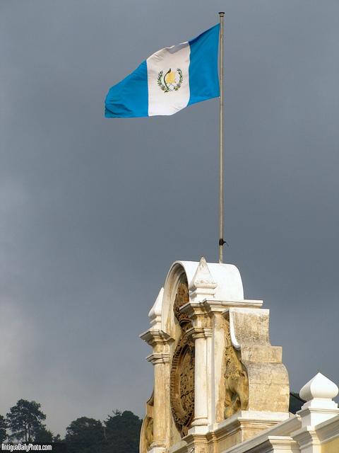 Rainy Season Vista: Bandera by Rudy Girón