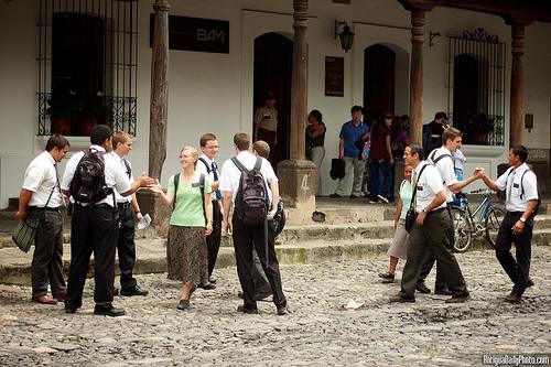Mormon Meet Up in Antigua Guatemala
