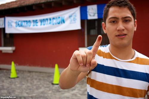 Elecciones Generales 2011 Guatemala -  16