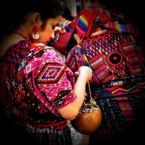 International Women's Day in Guatemala by Rudy Girón