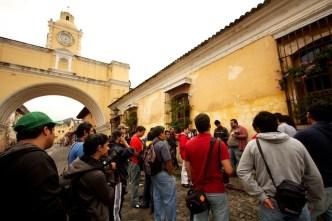 Photo Walks in Antigua Guatemala by Rudy Girón