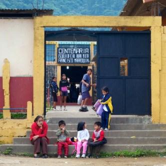 Centenaria Escuela Oficial Rural Mixta Francisco Marroquín by Rudy Giron