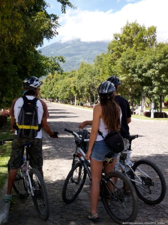 Bicycle Tours Around Antigua Guatemala by Rudy Giron
