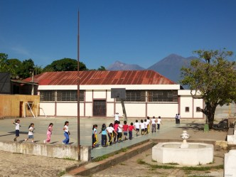 Physical Education in Antigua's Public Schools by Rudy Giron