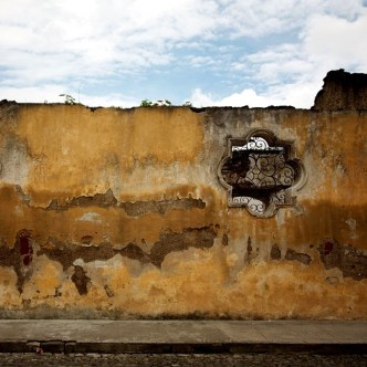 The beauty of the abandonment found in Antigua Guatemala by Rudy Giron