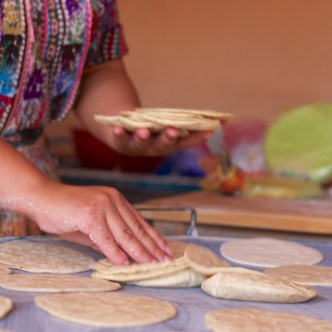 Tortilla Time by Rudy Giron