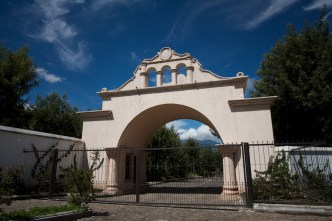 Yet Another Gated Community Entrance by Rudy Giron