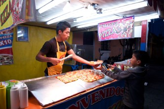 The Pizza Transaction by Rudy Giron