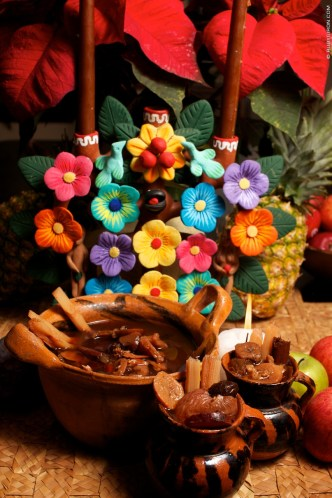 Guatemalan Fruit Punch Recipe by Rudy Giron - www.rudygiron.com
