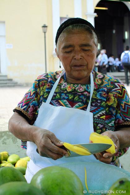 Rudy Giron: AntiguaDailyPhoto.com &emdash; Lent Food: Fresh Mangoes