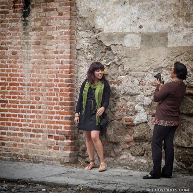 Rudy Giron: AntiguaDailyPhoto.com &emdash; Antigua Guatemala is the Perfect Backdrop