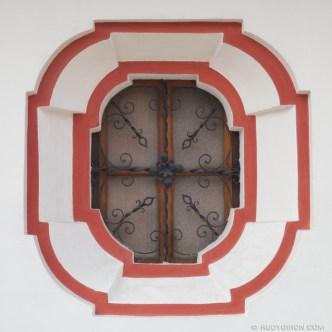 Fancy Colonial Style Window from Antigua Guatemala