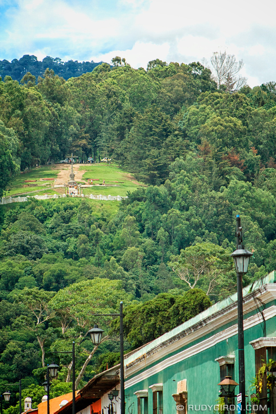 Rudy Giron: AntiguaDailyPhoto.com &emdash; Cerro de La Candelaria