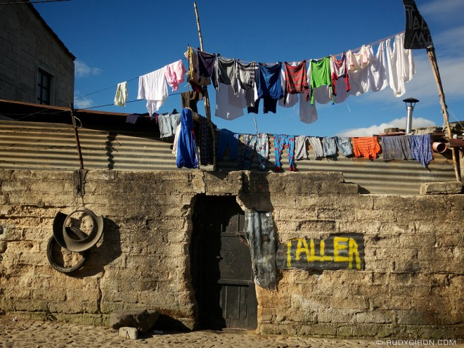 Rudy Giron: AntiguaDailyPhoto.com &emdash; Laundry Day