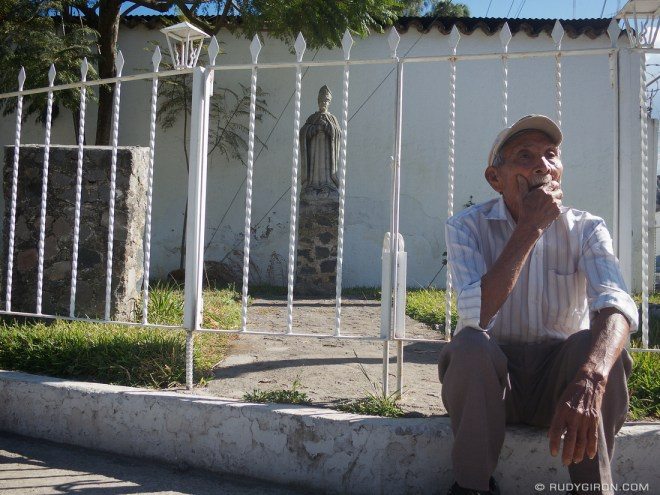 Rudy Giron: AntiguaDailyPhoto.com &emdash; The Old Man and The Saint