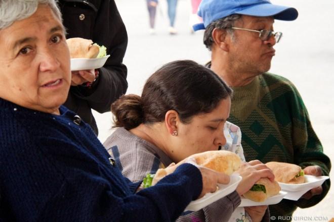Rudy Giron: AntiguaDailyPhoto.com &emdash; Panes con pollo at Velaciones