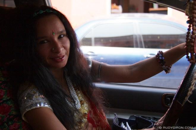 Rudy Giron: AntiguaDailyPhoto.com &emdash; Guatemalan Portrait: Gypsy Woman