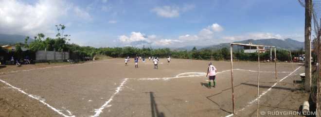 Rudy Giron: AntiguaDailyPhoto.com &emdash; Weekend Soccer Matches Around Antigua Guatemala