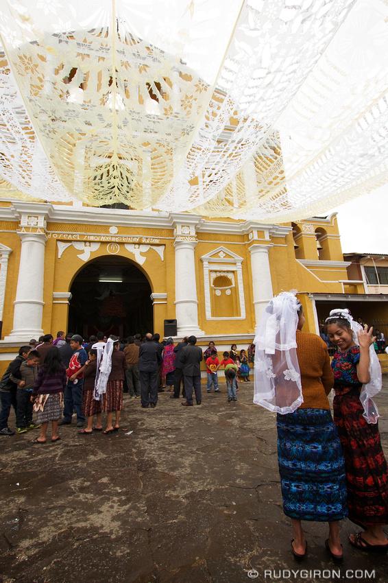 Rudy Giron: Antigua Guatemala &emdash; Corpus Christi and Confirmations in Maya Town