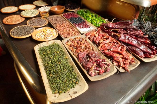 Rudy Giron: Antigua Guatemala &emdash; Spices of the Guatemalan Gastronomy