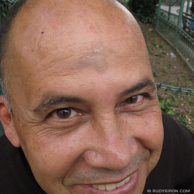 Rudy Giron: Antigua Guatemala &emdash; Ash Wednesday, Antigua Guatemala