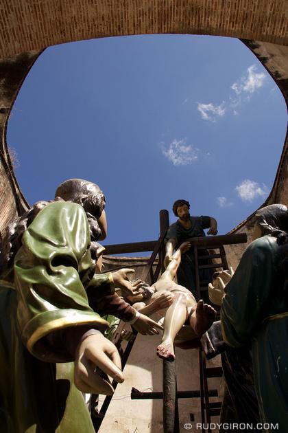 Rudy Giron: Antigua Guatemala &emdash; Holy Week Processional Figures
