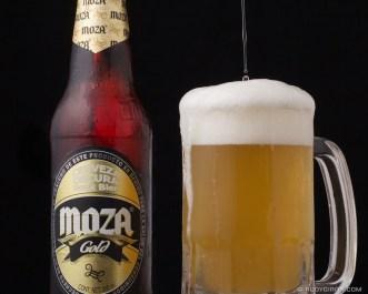 © Guatemalan Beer: Moza Gold by Rudy Giron