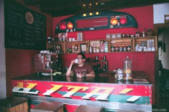 © 24 Frames of Film: The Tretto Caffé Barista by Rudy Giron