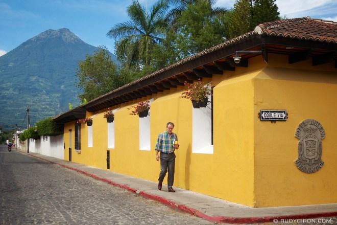 Rudy Giron: Antigua Guatemala &emdash; Driest Rainy Season