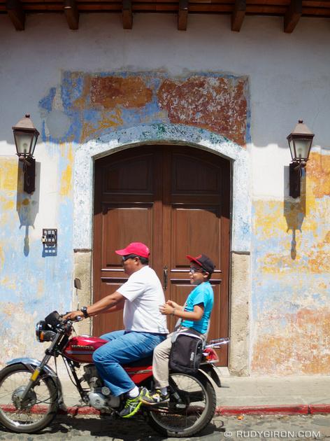 Rudy Giron: Antigua Guatemala &emdash; Quotidian Vistas from Antigua Guatemala