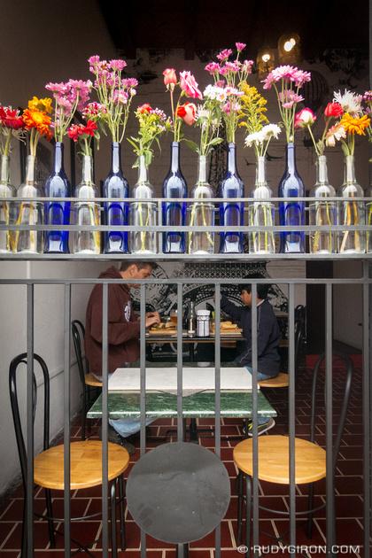 Rudy Giron: Antigua Guatemala &emdash; Flower Decorations In La Antigua Guatemala