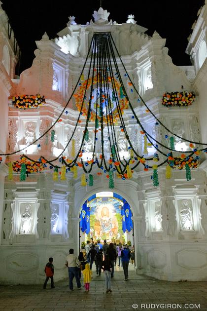 Rudy Giron: Antigua Guatemala &emdash; Celebrations of Virgen de la Concepción in Ciudad Vieja