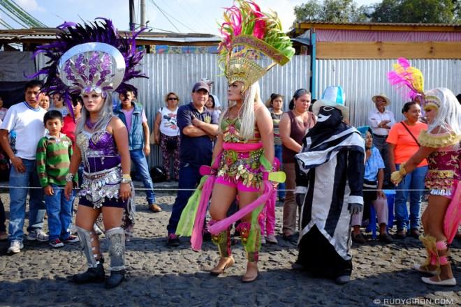 Rudy Giron: Antigua Guatemala &emdash; Convite Costume Dance from San Pedro Las Huertas 2