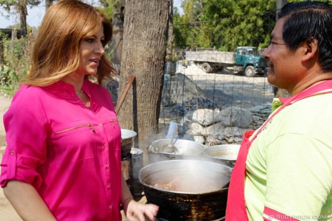 "Rudy Giron: Antigua Guatemala &emdash; ""Despierta América"" TV Morning Show Visits Antigua Guatemala 3"
