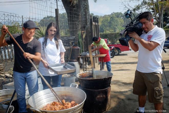 "Rudy Giron: Antigua Guatemala &emdash; ""Despierta América"" TV Morning Show Visits Antigua Guatemala 5"